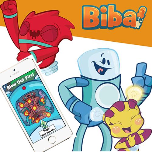 Biba, Playground App, iPlayCO