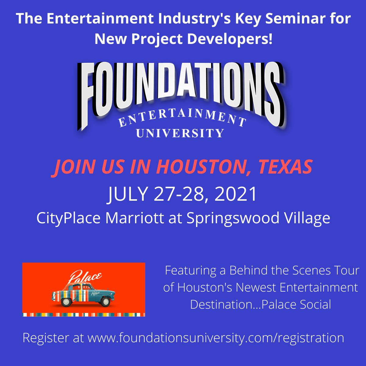 iPlayCO FEU Foundations Entertainment University FEC