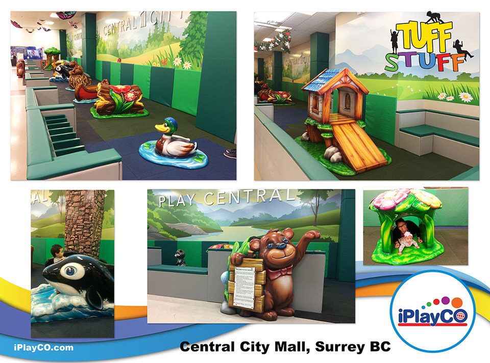 Tuff Stuff, Shopping Center, Retail Play, Retailment, iPlayCO,